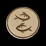 QMOZ-52M-R - Quoins disks: 2D Coins
