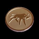 QMOZ-54M-R - Quoins disks: 2D Coins
