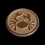 QMOZ-56M-R - Quoins disks: 2D Coins