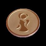 QMOZ-58M-R - Quoins disks: 2D Coins