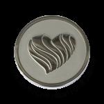 QMOZ-09M-E - Quoins disks: 2D Coins