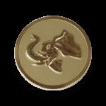 QMOZ-03-G - Quoins disks: 2D Coins
