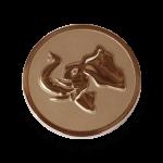 QMOZ-03-R - Quoins disks: 2D Coins