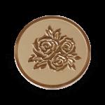 QMOZ-06L-R - Quoins disks: 2D Coins
