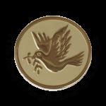 QMOZ-08L-G - Quoins disks: 2D Coins