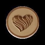 QMOZ-09M-R - Quoins disks: 2D Coins