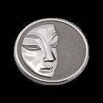 QMOZ-12-E - Quoins disks: 2D Coins