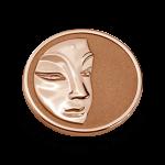 QMOZ-12-R - Quoins disks: 2D Coins
