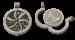 QMOZ-10S-E - Quoins disks: 2D Coins