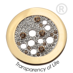 QMOA-19L-G - Quoins disks: Jewelz