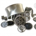 QMON-23-BL - Quoins disks: Mondriaans Choice