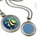 QMON-24-BL - Quoins disks: Mondriaans Choice