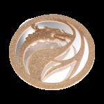 QMOX-02L-R - Quoins disks: Reflection