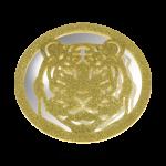 QMOX-03L-G - Quoins disks: Reflection