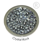QMOK-01M-CC - Quoins disks: Swarovski Elements