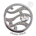 QMOK-13L-E-CC - Quoins disks: Swarovski Elements