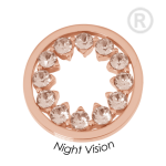 QMOK-37M-R-SL - Quoins disks: Swarovski Elements
