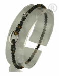 ZK-SP-F-TO -18/19 - Quoins necklace Onyx faceted