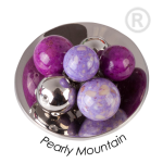 QMB-04L-P - Quoins - Black Label - Pearly Mountain Purple